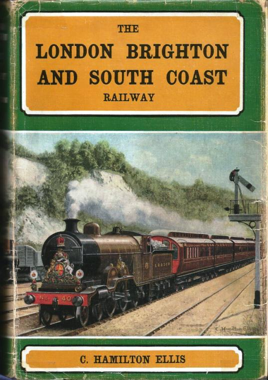 The London, Brighton and South Coast Railway  A Mechanical