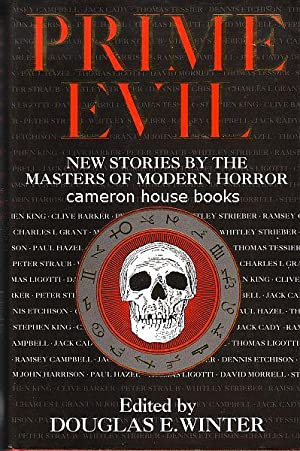 Prime Evil. Original stories by Stephen King, Clive Barker, Peter Straub, Whitley Strieber [and 9...
