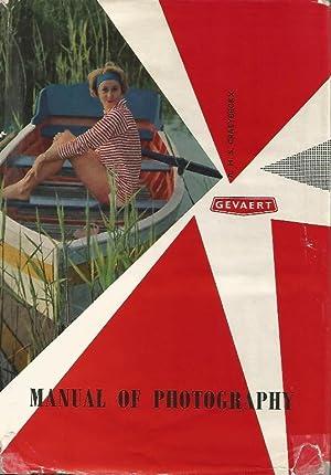 Gevaert Manual of Photography. A practical guide: Craeybeckx, A H