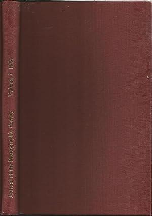 The Journal of the Royal Photographic Society: Henfrey, Arthur, editor