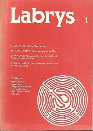 Labrys 1. Edited by Grahaeme Barrasford Young: Ayrton, Michael