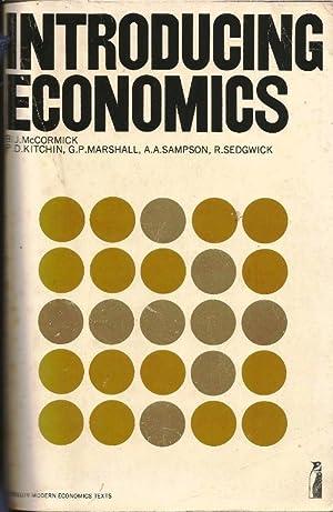Introducing Economics: McCormick, B J,