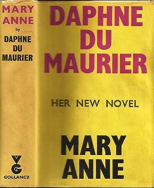 Mary Anne. A novel: Du Maurier, Daphne