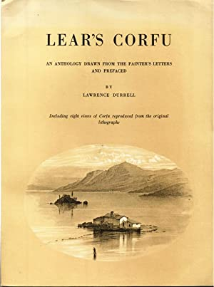 Lear's Corfu. An Anthology drawn from the: Durrell, Lawrence