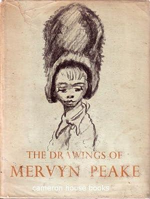 Drawings by Mervyn Peake: Peake, Mervyn