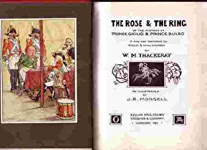 The Rose & the Ring, or the: Thackeray, W M