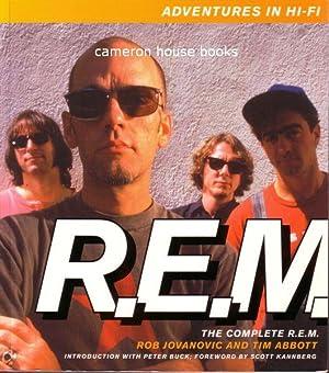Adventures in Hi-Fi: The Complete R.E.M.: Jovanovic, Rob &