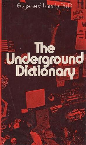 The Underground Dictionary: Landy, Eugene