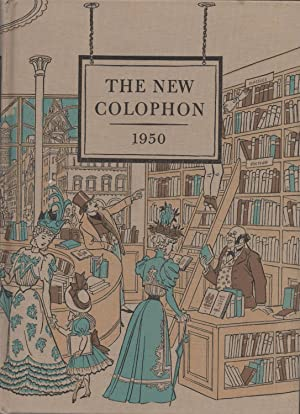 The New Colophon, Volume III 1950 A Book Collector's Miscellany: Various