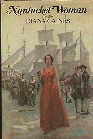 Nantucket woman: Gaines, Diana