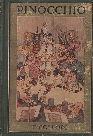 Pinocchio: Collodi, C.; Charles Folkard (illustrator)