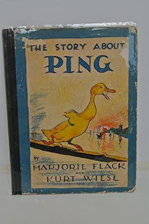 The Story About Ping: Flack, Marjorie. Illust. by Kurt Wiese