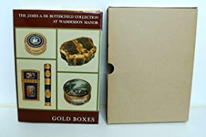 Gold Boxes And Miniatures Of The Eighteenth Century The James A. De Rothschild Collection At ...