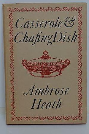 Casserole & Chafing Dish: Heath, Ambrose
