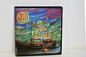 Hundertwasser Regentag, Rainy Day, Jour de Pluie: Bockelmann, Manfred [Hundertwasser]