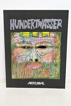 Hundertwasser - Peintures Recentes: Hundertwasser