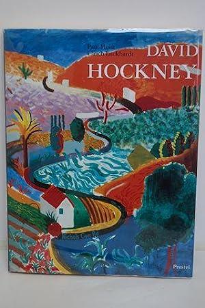 David Hockney Paintings: Melia, Paul &
