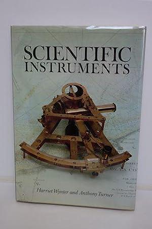 Scientific Instruments: Wynter, Harriet & Anthony Turner