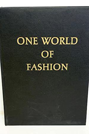One world of fashion / by M.D.C. Crawford: Crawford, Morris De Camp (1882-1949)