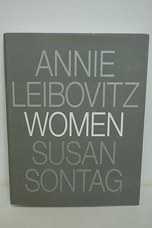 Women: Sontag, Susan; Leibovitz, Annie