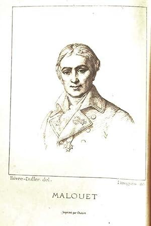 Mémoires de Malouet publiés par son petit-fils, le baron Malouet. 2 vol.: Malouet, Pierre-Victor