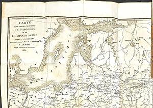 Histoire de Napoléon et de la Grande Armée en 1812 par M. le général comte de Ségur. - 2 vol.: ...