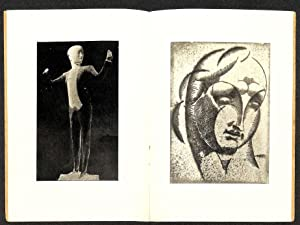 Exposition Nadelman : sculptures et dessins : du 23 septembre au 13 oc-tobre 1920.: Nadelman, Elie