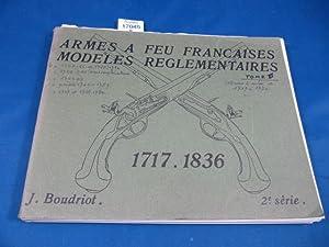 Armes à feu françaises. Modèles réglementaires. tome: MARQUISET (R.) et