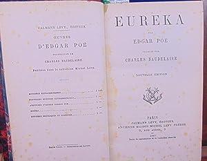 Eureka. Traduit par Charles Baudelaire 1887: Poe