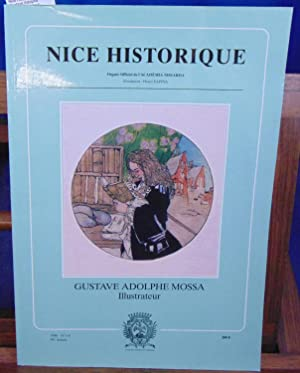 Nice Historique : Gustave Adolphe Mossa Illustrateur
