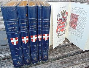 Armorial et nobiliaire de l'ancien duché de: FORAS