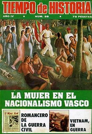 TIEMPO DE HISTORIA. nº 38. LA MUJER: VV. AA.