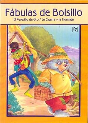 FÁBULAS DE BOLSILLO: EL PECECILLO DE ORO