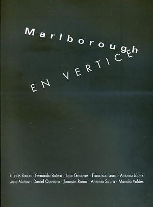 MARLBOROUGH EN VÉRTICE.: BACON, Francis -