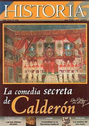 Revista HISTORIA 16. Nº 295. LA COMEDIA: VV. AA.