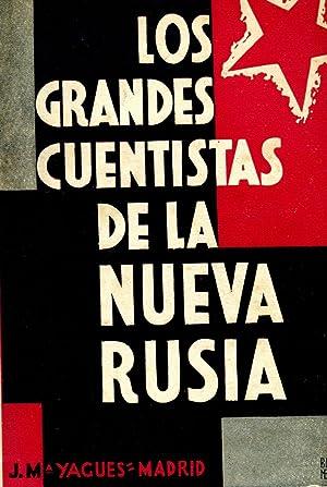 LOS GRANDES CUENTISTAS DE LA NUEVA RUSIA.: VV. AA.