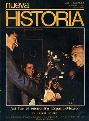 NUEVA HISTORIA. nº 7. ASÍ FUE EL: VV. AA.