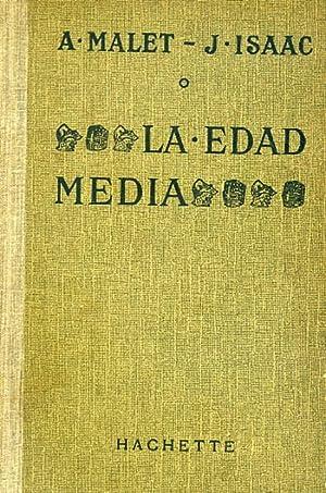 LA EDAD MEDIA.: MALET, Alberto -