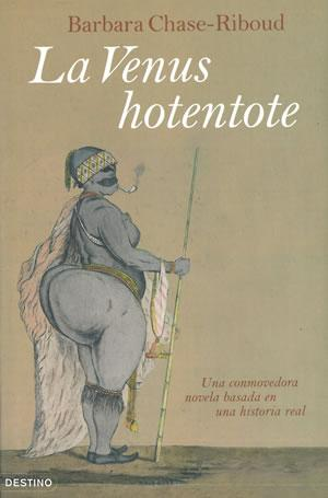LA VENUS HOTENTOTE.: CHASE-RIBOUD, Barbara