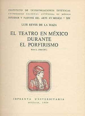 EL TEATRO EN MÉXICO DURANTE EL PORFIRISMO.: REYES DE LA