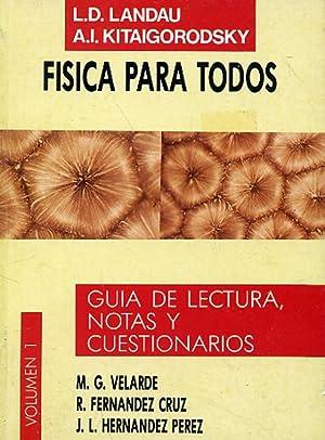 FÍSICA PARA TODOS. Volumen 1.: LANDAU, L. D.