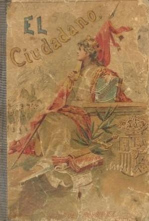 EL CIUDADANO. Lecturas manuscritas.: BUENO, Ángel.