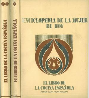 EL LIBRO DE LA COCINA ESPAÑOLA. Gastronomia: LUJÁN, Néstor -
