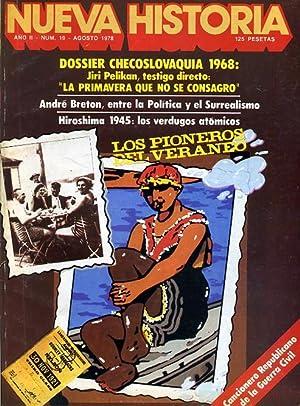 NUEVA HISTORIA. nº 19. LOS PIONEROS DEL: VV. AA.