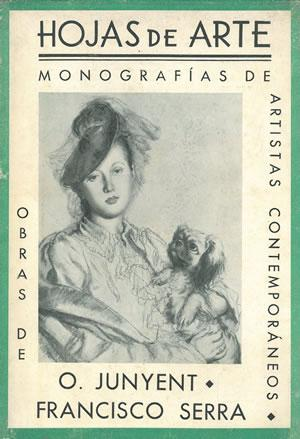 HOJAS DE ARTE. MONOGRAFÍAS DE ARTISTAS CONTEMPORÁNEOS.