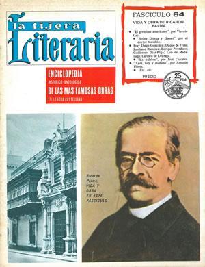 LA TIJERA LITERARIA. Fascículo 64. VIDA Y