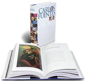 VIENDO VISIONES.: FUENTES, Carlos.