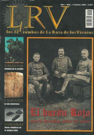 LRV. La rosa de los vientos. Revista.