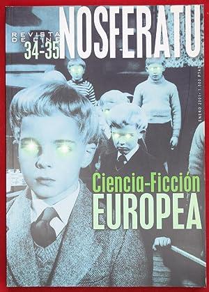 NOSFERATU. REVISTA DE CINE Nº 34-35. CIENCIA-FICCIÓN: LATORRE, José María