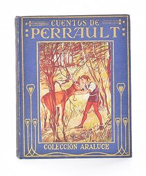 CUENTOS DE PERRAULT (RELATADOS A LOS NIÑOS POR MARÍA LUZ MORALES): PERRAULT, Carlos